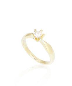 Present Diamant smykke