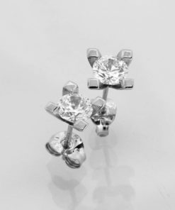 Lewelz Diamant ørestik