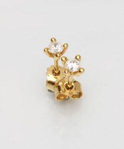 Luxuz Diamant ørestik